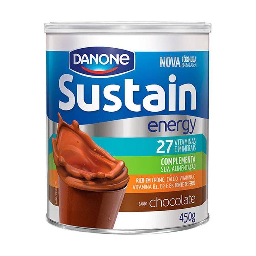 SUSTAIN ENERGY 450G CHOCOLATE