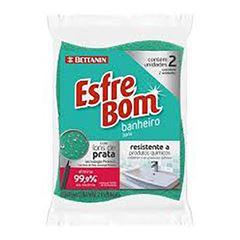 ESPONJA BETTANIN ESFREBOM P/BANHEIRO BT4862