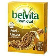 BELVITA 3UNX25G MEL E CACAU