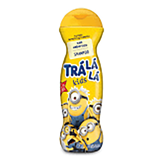 SHAMPOO TRALALA KIDS 480ML MINION S/EMBARACO