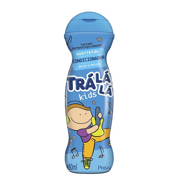 CONDICIONADOR TRALALA KIDS 480ML NUTRIKIDS