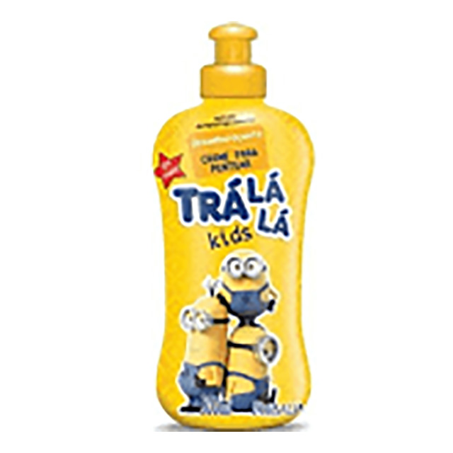 CREME PENT TRALALA KIDS 300ML SEM EMBARAC