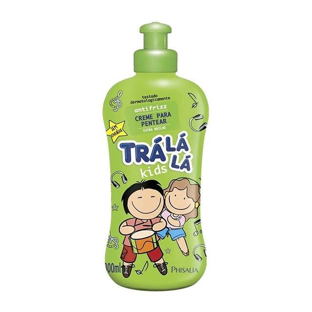 CREME PENT TRALALA KIDS 300ML ANT FRIZZ