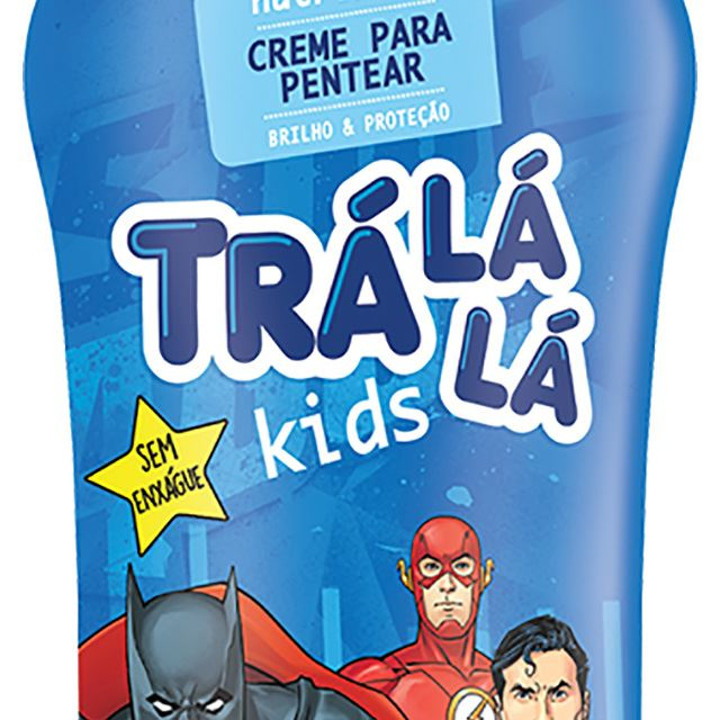 CREME PENT TRALALA KIDS 300ML NUTRIKIDS