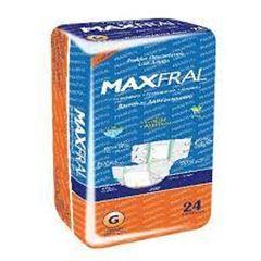 FRALDAS GERI MAXFRAL ECON M C/24UN
