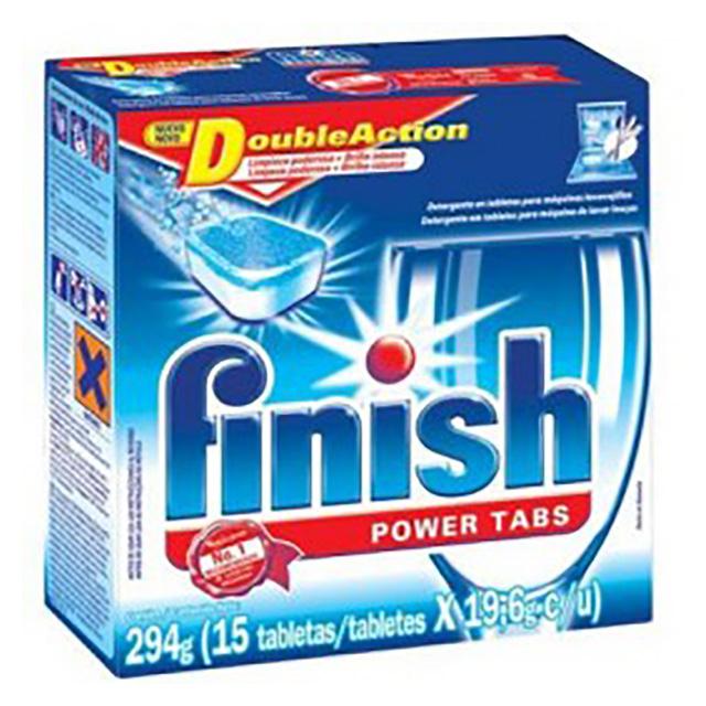 FINISH POWER TABS 13X18.62G MSL80