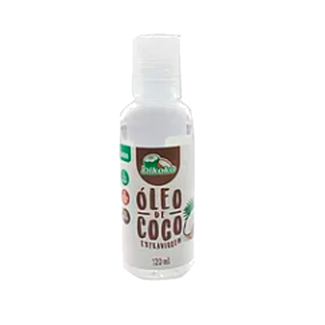 OLEO DE COCO DIKOKO 120ML EXTRA VIRGEM
