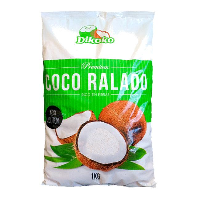 COCO RALADO DIKOKO 1KG DESIDRAT PURO