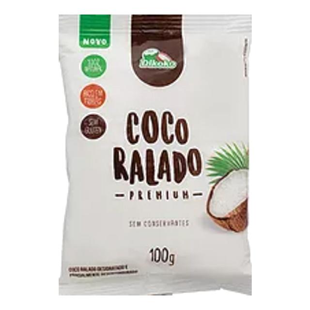 COCO RALADO DIKOKO 100G DESIDRATADO