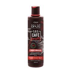 CONDICIONADOR OPUS SALON 300ML S.O.S CAFE