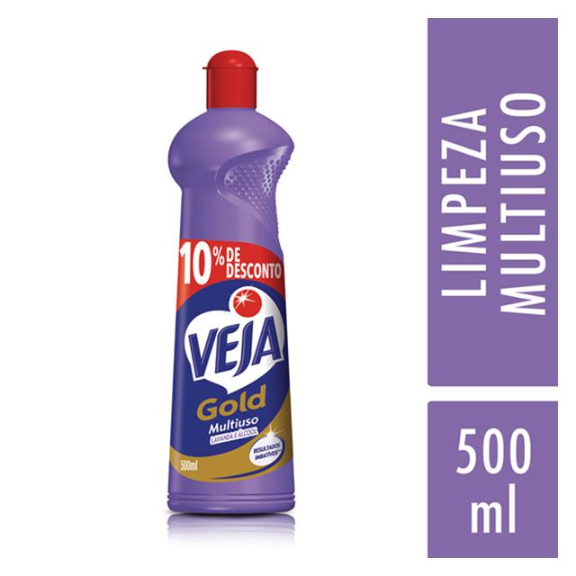 VEJA MULT 500ML LAV/ALC 10%GT