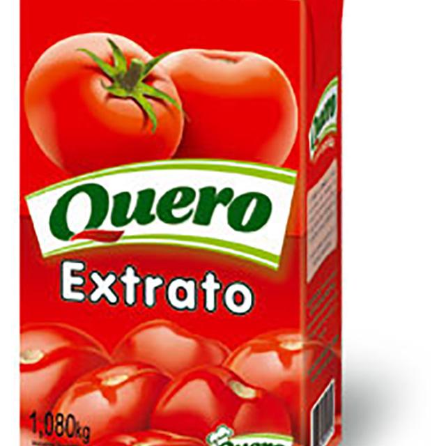 EXTRATO TOMATE QUERO 1.080KG TRAD TP