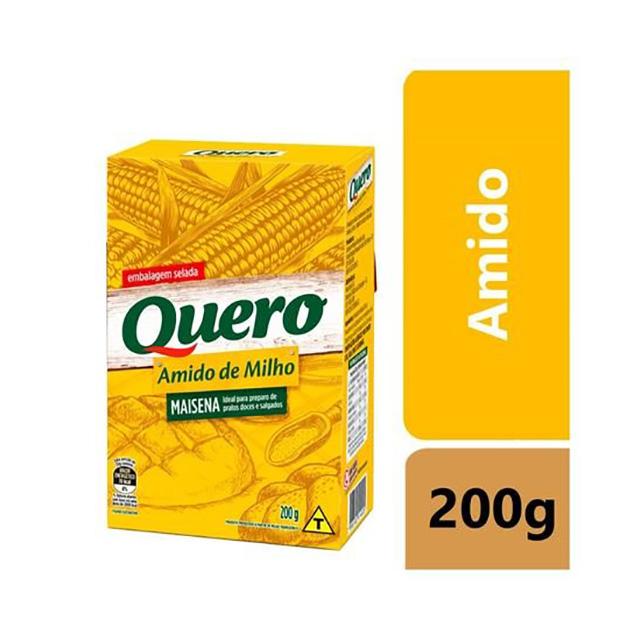 AMIDO DE MILHO QUERO 200G