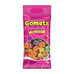 GOMETS DORI 70G BALA SORTIDAS