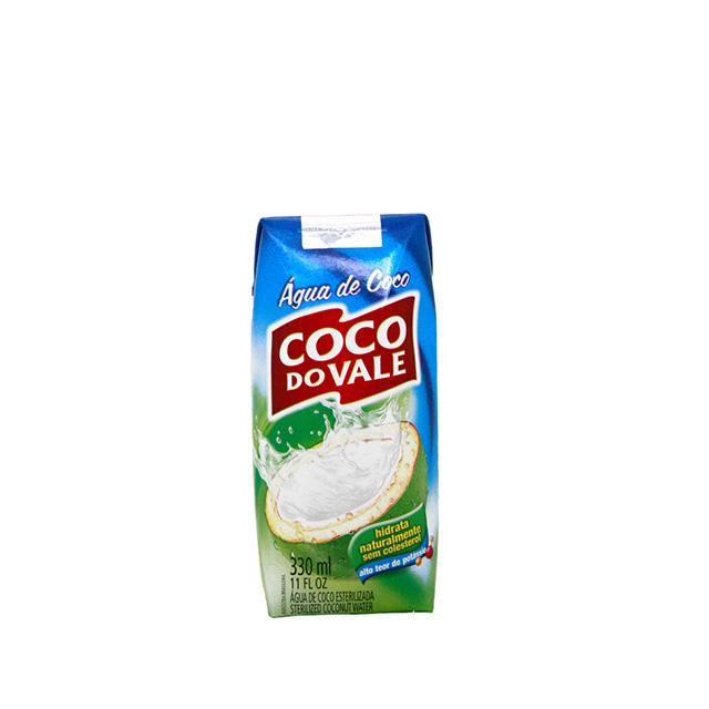 AGUA DE COCO COCO DO VALE 330ML-TP