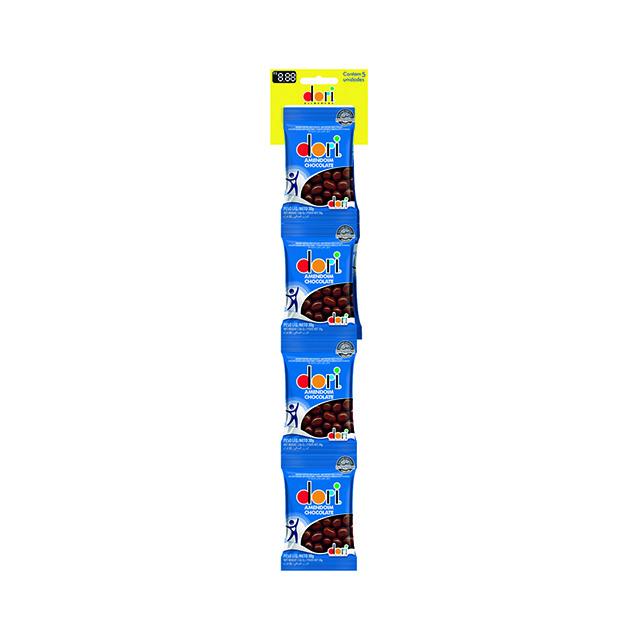 AMENDOIM DORI 30G CHOCOLATE C/5UN