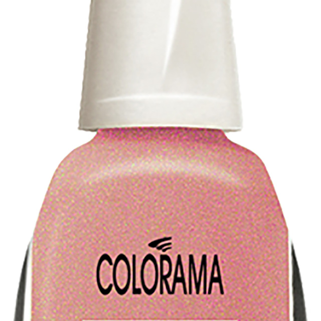 ESMALTE COLORAMA CINT CRISTAL ROSA 8ML