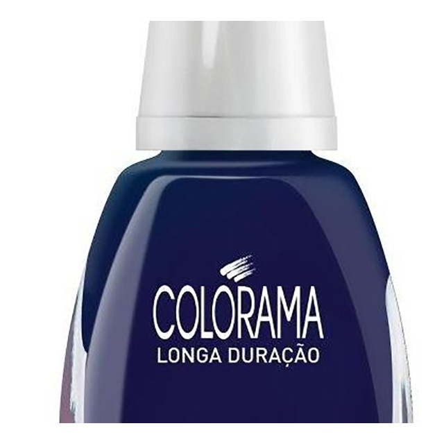 ESMALTE COLORAMA SUPER CORES AZUL BIONICO BL 8ML