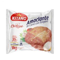 TOQUE CHEF KITANO 1KG AMACIANTE CARNE