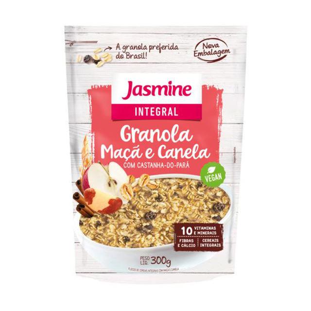 GRAIN FLAKES JASMINE 300G MACA/CANELA