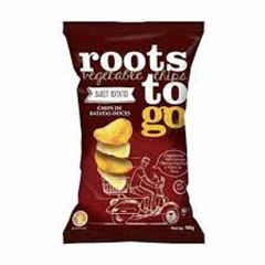 ROOTS CHIPS TO GO VEG 100G SWEET POTATO