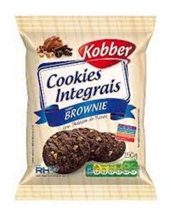 COOKIES INT KOBBER 150G BROWNIE C/ NOZES