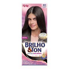 TINT BRILHO&TON 4.0 CASTANHO NATURAL