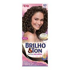 TINT BRILHO&TON 6.0 LOURO ESCURO