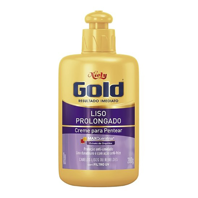 CREME PENT NIELY GOLD 250G LISO PLENO MP