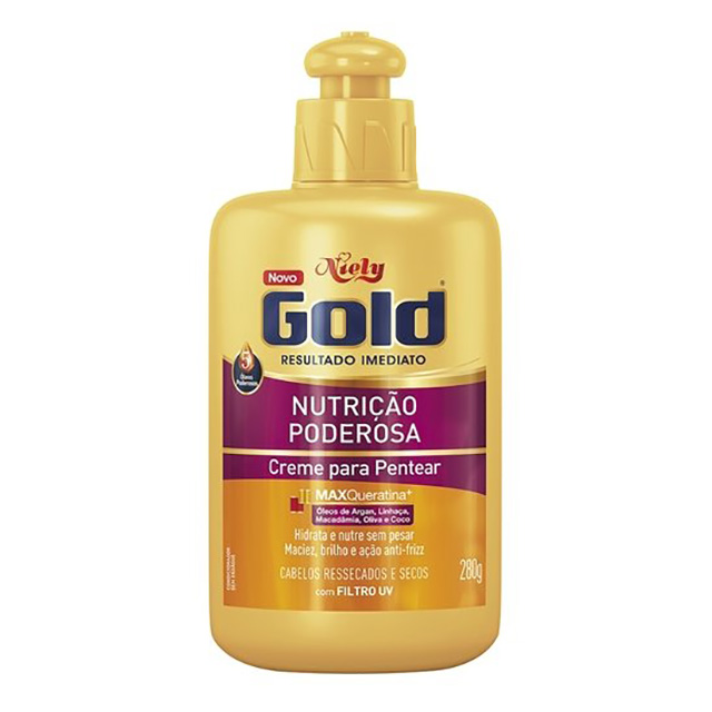 CREME PENT NIELY GOLD 250G NUTRICAO MAG MP