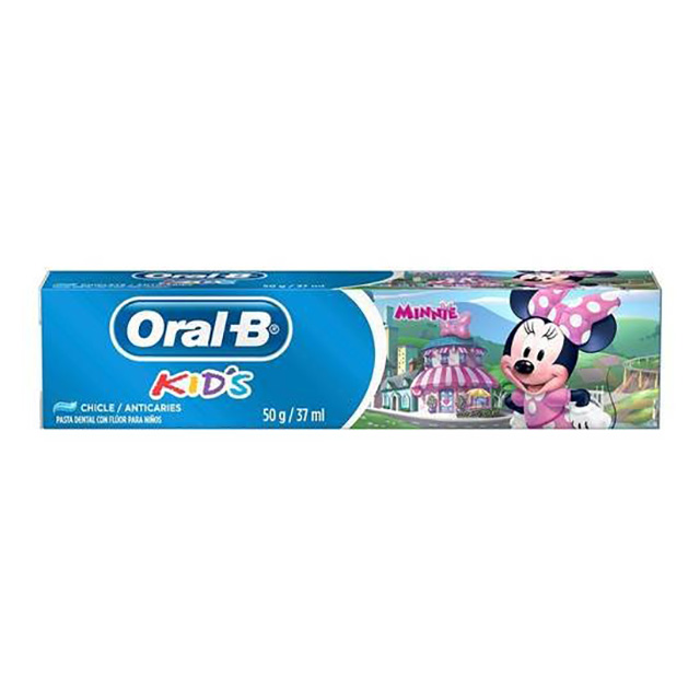 CREME DENTAL ORAL B KIDS MINNIE