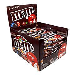 M&M CHOC AO LEITE 18X45G