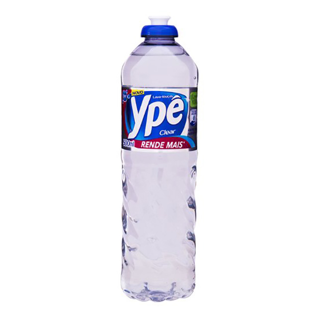 LAVA LOUCA LIQ YPE 500ML CLEAR FR