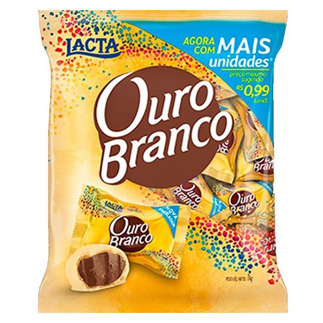 OURO BRANCO 1KG