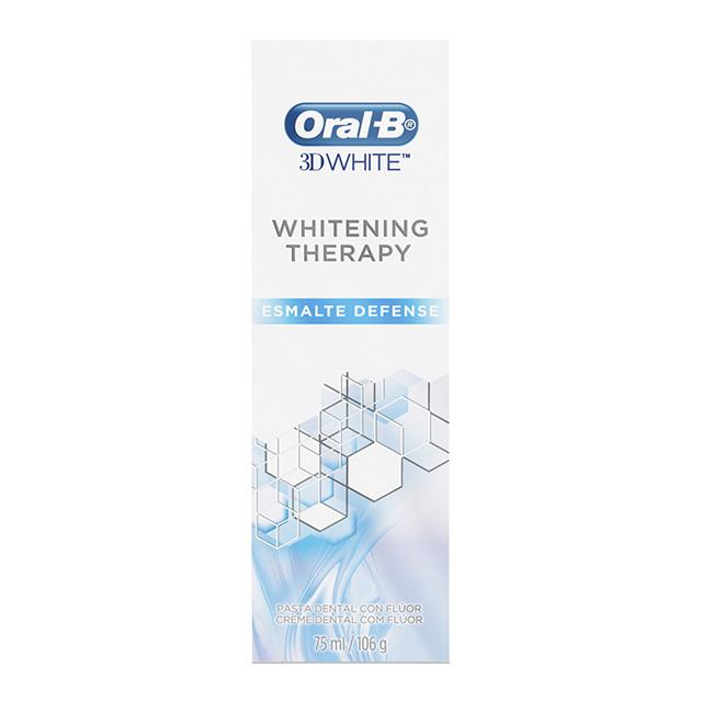 CR DENTAL ORAL B 3D WHITE ESM DEF 103G