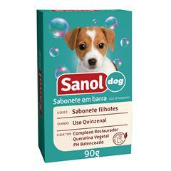 SABONETE EM BARRA SANOLDOG90GFILHOTES