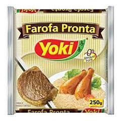 FAROFA YOKI 250G PRONTA
