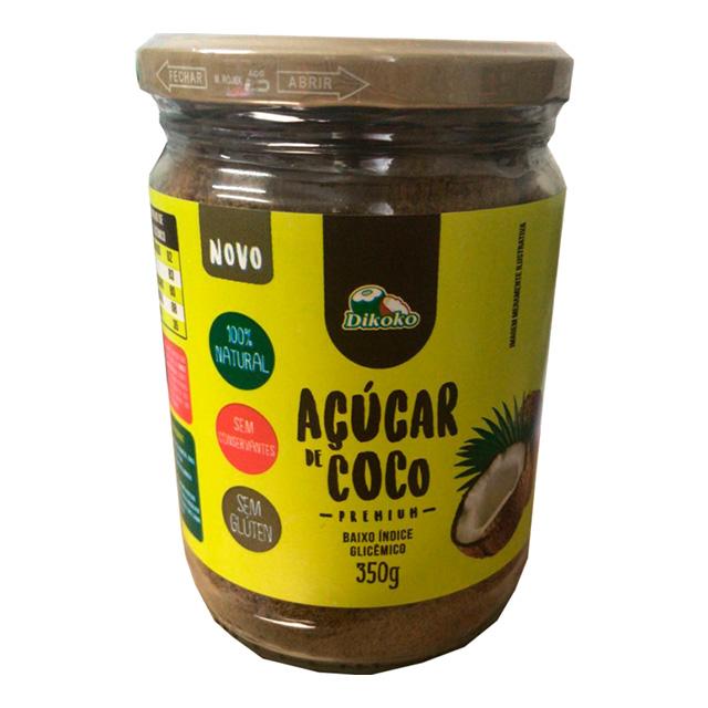 ACUCAR DE COCO 350G DIKOKO