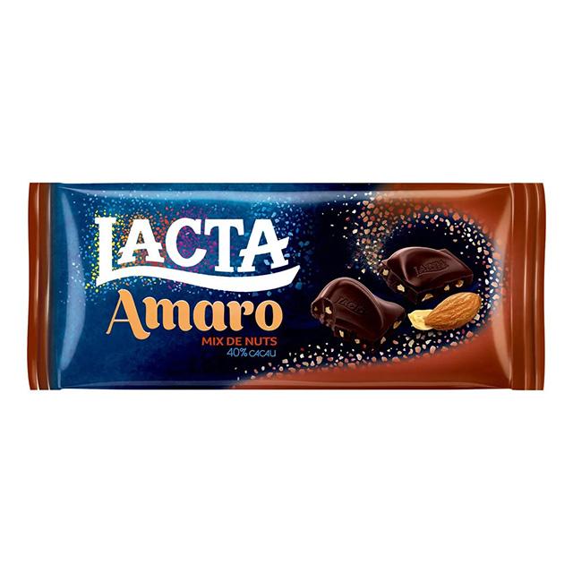 LACTA 17X90G AMARO