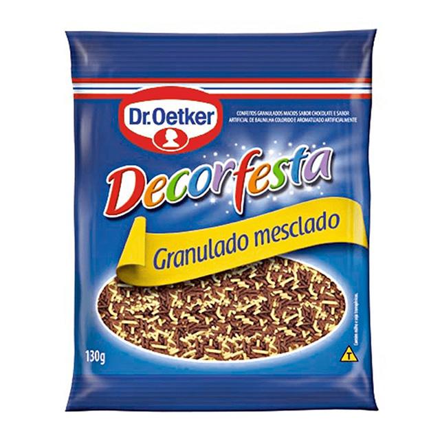 GRANULADO DR.OETKER 130G MESCLADO