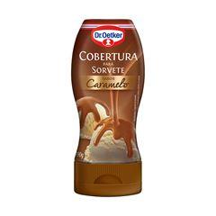 COBERTURA P/SORVE DR.OETKER 190G CARAMEL