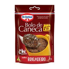 BOLO DE CANECA DR.OETKER 70G BRIGADEIRO