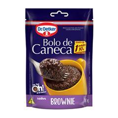 BOLO DE CANECA DR.OETKER 70G BROWNIE