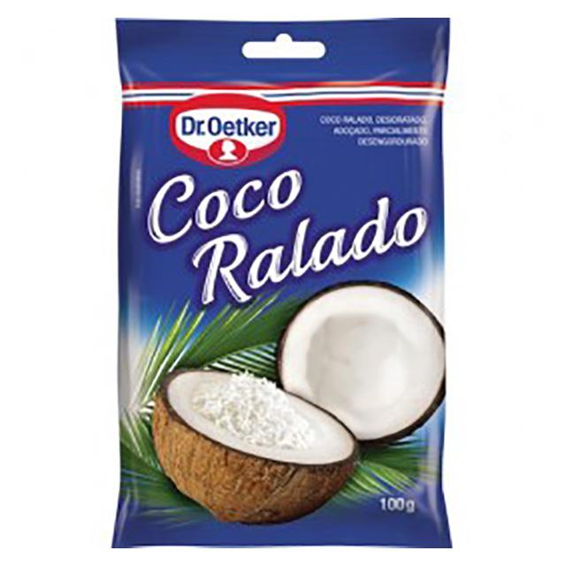 COCO RALADO DR.OETKER 100G