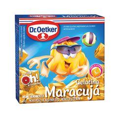 GELATINA DR.OETKER 20G MARACUJA