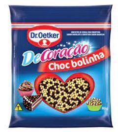 CONFEITO DR.OETKER 80G CHOCO BOLINHA
