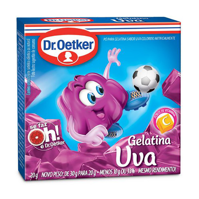 GELATINA DR.OETKER 20G UVA