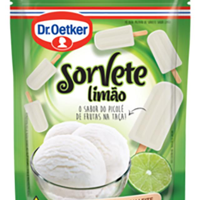 SORVETE DR.OETKER 150G LIMAO