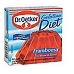 GELATINA DR.OETKER 12G DIET FRAMBOESA