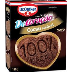 CACAU DR.OETKER 150G EM PO